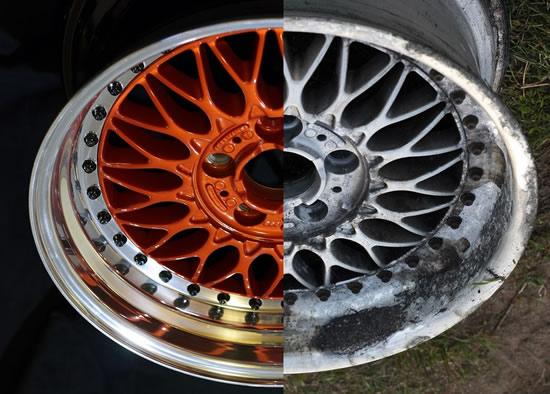 Можно ли эксплуатировать литые диски после ремонта
