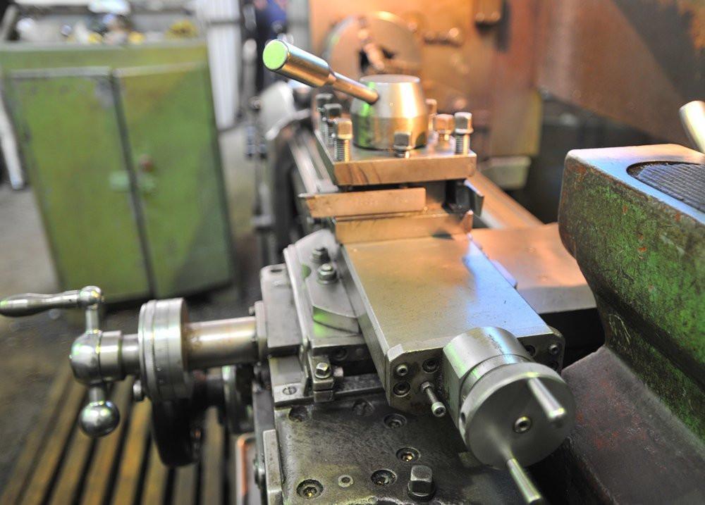 Основные виды работ на токарных станках