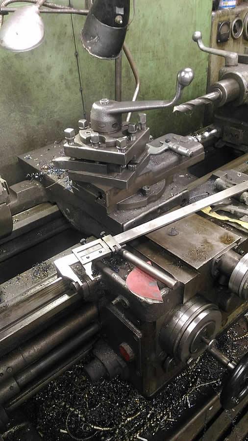 Завод токарные работы